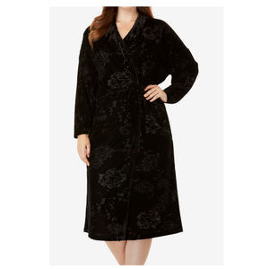 Amoureuse Crushed Velvet Burnout ROBE 5X #05h!